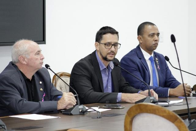 Deputado Anderson Pereira quer suspensão de visitas em unidades prisionais do Estado - Gente de Opinião