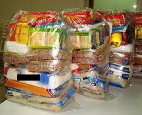 O preço da cesta básica em Porto Velho teve queda de 1,99% em setembro