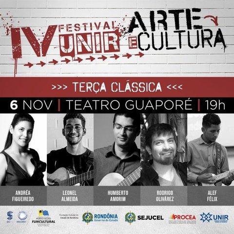 Lenha na Fogueira + Qual o primeiro bairro de Porto Velho? + Abertura do V Festival UNIR Arte  e Cultura - Gente de Opinião