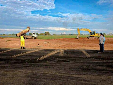 A execução dos serviços nos aeroportos de Ji-Paraná e Vilhena estão sob responsabilidade das residências regionais do DER