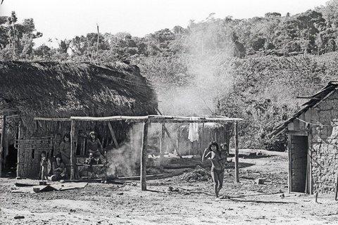 FUMAÇA NO ROOSEVELT - Quatro décadas atrás, só fumaça de panelas