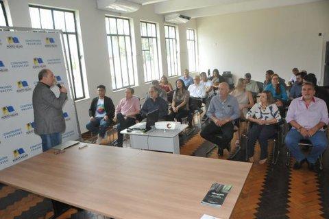 Porto Velho - Prefeitura apresenta projeto de melhoramento da Carlos Gomes