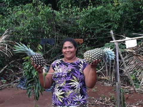 Projeto de conservação florestal melhora a vida de famílias em reserva extrativista de Rondônia