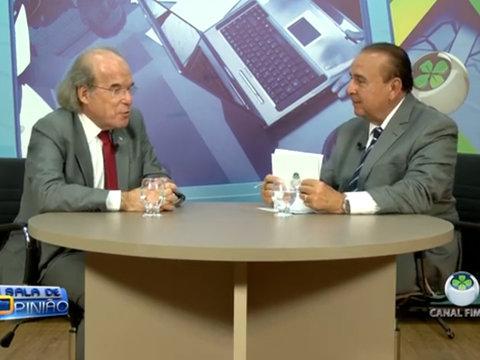 Dr. Aparício Carvalho entrevista o Dr. Jorge Jaber, Médico Psiquiatra