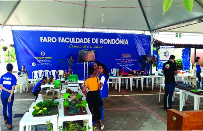 Extensão da Faro com foco na riqueza e nas carreiras