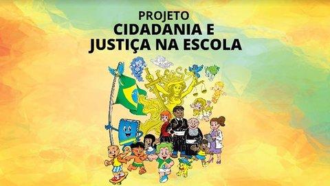 Vencedores do Concurso de Redação do Projeto Justiça e Cidadania são premiados