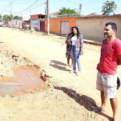 Ministério Público realiza reunião sobre os bairros Conceição e Flamboyant após intervenção de Cristiane Lopes