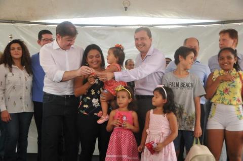 Hildon Chaves destaca parcerias na entrega de milhares de imóveis