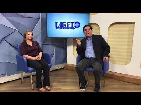 Chamada Direto ao Ponto com a presidente do CDL Joana Joanora