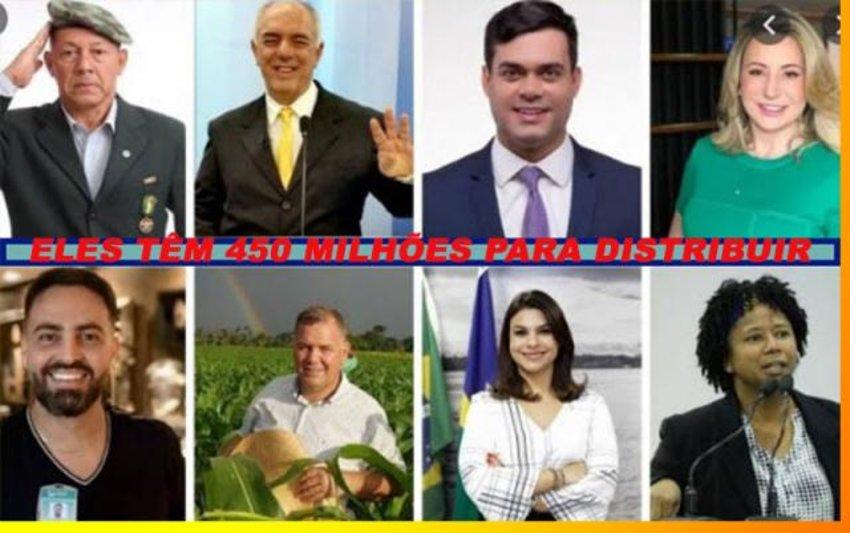 Bancada federal tem 450 milhões + Deputado cai do cavalo + Mariana diz que respeita todas as lideranças + MDB tem nomes para 2020