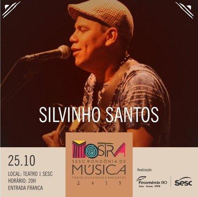 Lenha na Fogueira + Bado representa Rondônia na III Mostra Nacional de Música + Mostra Sesc Rondônia de Música 2019