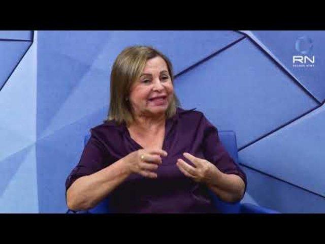 A presidente do CDL, Joana Joanora, bate um papo no Direto ao Ponto desta semana_Parte 02 - Gente de Opinião