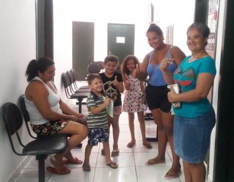 'Dia D' de vacinação contra o sarampo foi realizado em Castanheiras