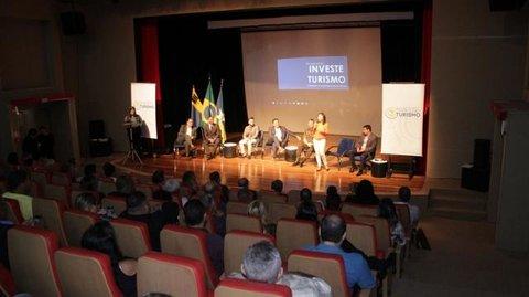 """Sebrae, Ministério do Turismo e Embratur lançam o Programa """"Investe Turismo"""" em Rondônia"""