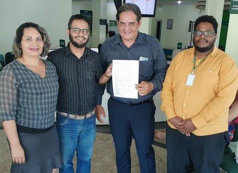 Servidores do TJ/RO apresentam Pauta 2020 na Unimed