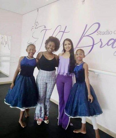 Aluna de Rondônia vai estudar balé clássico na Escola Bolshoi, em Joinville - Gente de Opinião