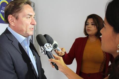 Raniery afirma que REDD+ gera oportunidades para a Amazônia