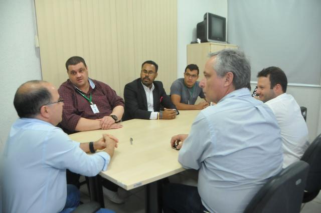 Prefeitura e DNIT tratam sobre rodovias federais em Porto Velho - Gente de Opinião
