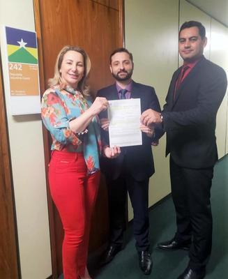 Jaqueline Cassol destina R$ 10 milhões para a construção do complexo da Polícia Civil, em Cacoal
