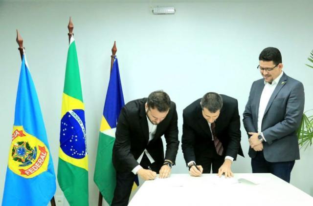 O acordo de cooperação técnica tem o objetivo de ampliar a articulação, a integração e o intercâmbio de informações - Gente de Opinião