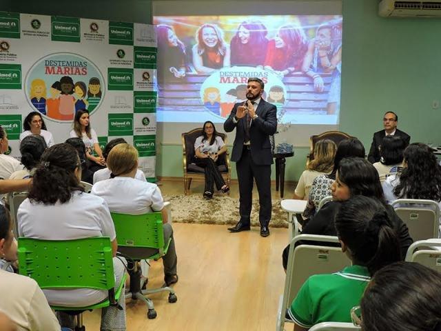 Ministério Público participa do projeto Destemidas Marias de conscientização contra a violência doméstica - Gente de Opinião