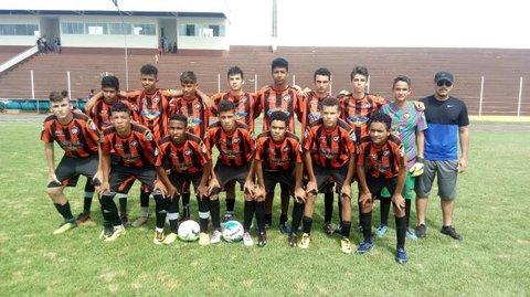 Final 1ª Copa Zona da Mata de Categorias de base de futebol de campo será nesta quarta-feira em Rolim de Moura