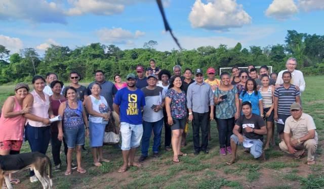 Incra/RO participa de capacitação para Acordo de Convivência  na Comunidade Quilombola Forte Príncipe - Gente de Opinião