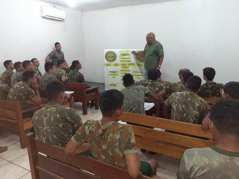 Incra/RO participa de capacitação para Acordo de Convivência  na Comunidade Quilombola Forte Príncipe