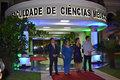 Inauguração do prédio de Ciências Médicas da FIMCA.