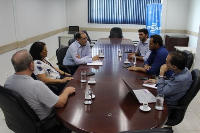 """Diretoria do Sebrae com lideranças do """"Movimento Desenvolve RO"""" - Gente de Opinião"""