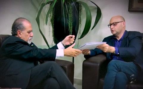 Jornalista entrega provas para o MP do estado e tribunal de justiça de Rondônia