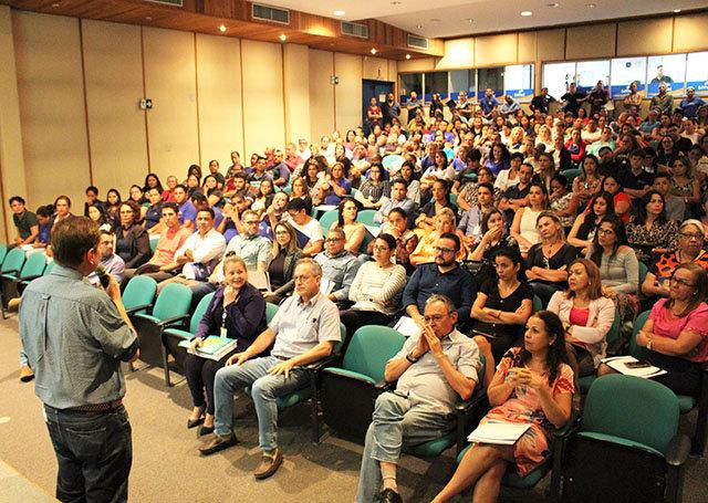 Raniery Coelho reforça a importância da união em defesa do Sistema Fecomércio/Sesc/Senac - Gente de Opinião