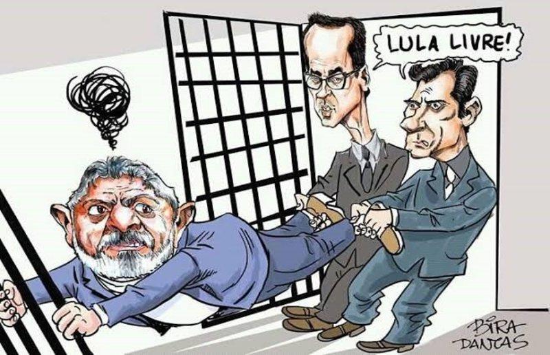 Enfim, Lula livre: este é o país que queremos?