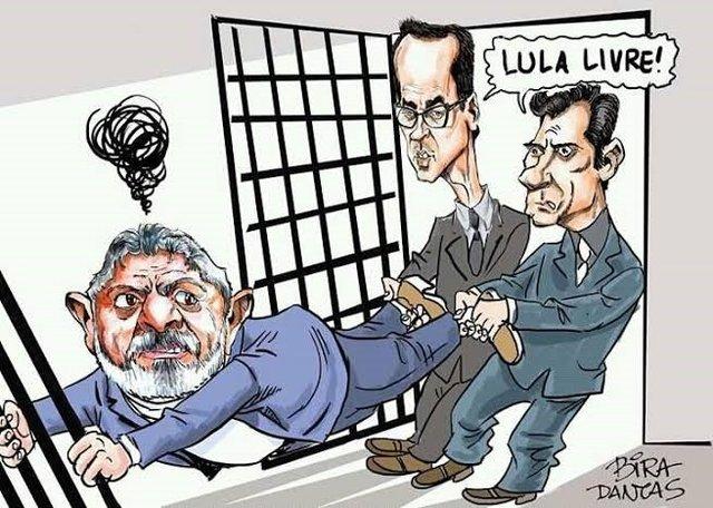 Enfim, Lula livre: este é o país que queremos? - Gente de Opinião