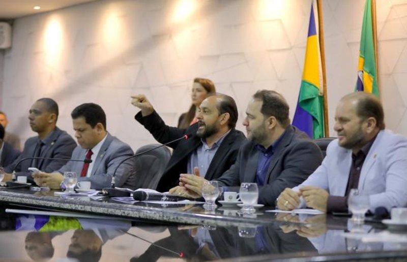 Presidente Laerte Gomes reafirma que CPI da Energisa não cederá às pressões e ameaças