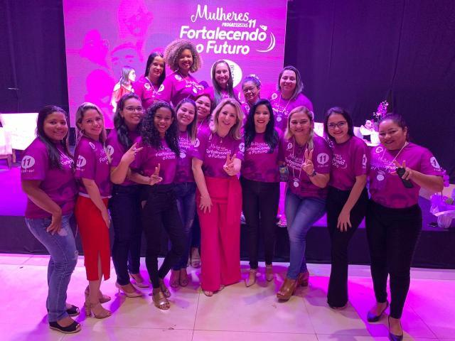 Cristiane Lopes participa de Encontro Mulheres Progressistas - Fortalecendo o Futuro - Gente de Opinião