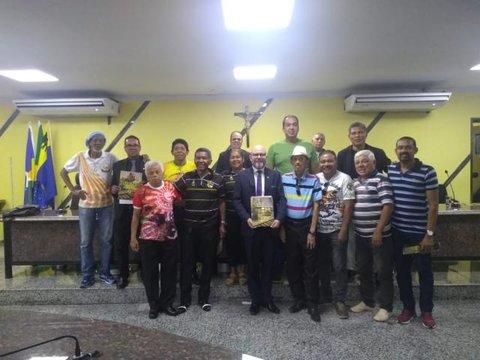 Escolas de samba de Porto Velho  Declaradas Patrimônio Cultural + Livro aborda o racismo pelo viés da psicologia