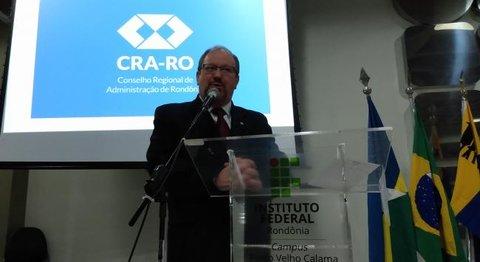 Mauro Kreuz destaca os desafios da administração