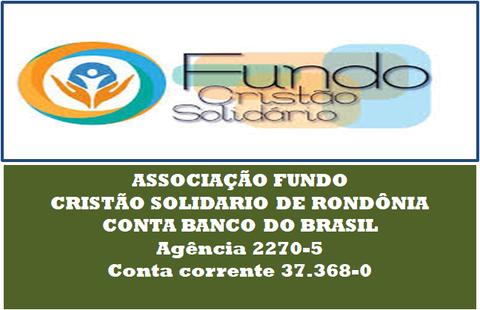 Banco de Projetos Sociais em Porto Velho tem o Fundo Solidário