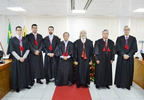 Juiz Federal Marcelo Stival toma posse como membro do TRE-RO
