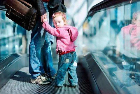 Como pais separados podem fazer viagem nacional com o filho?