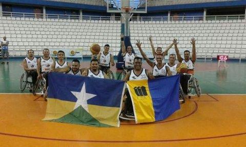 Basquetebol em Cadeiras de Rodas Solidário agita Nova Mutum Paraná