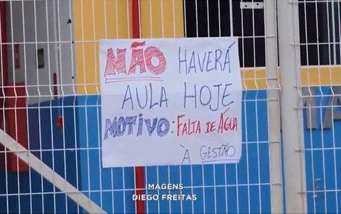 Falta de água atrapalha a vida de quem vive no Orgulho do Madeira
