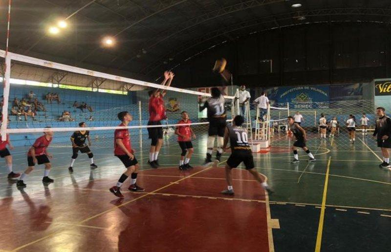Voleibol de Vilhena e de Alta Floresta representarão Rondônia no Brasileiro da modalidade