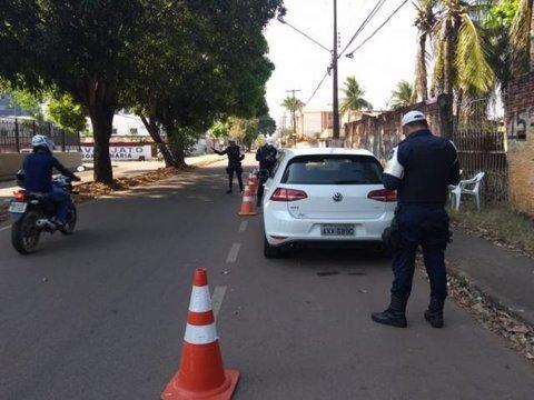 Operação Thanos registra redução de até 50% dos acidentes de trânsito em Porto Velho