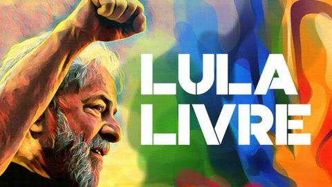 Se preso, queriam o Lula livre: quando livre, não sabem o que fazer.