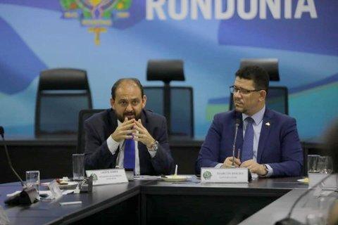 Presidente Laerte Gomes ressalta importância da união entre os poderes para o cumprimento do Teto de Gastos de 2019