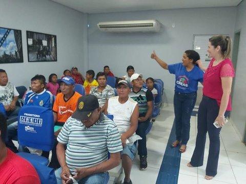 Prefeitura de Porto Velho e parceiros agilizam emissão de Carteiras de Trabalho