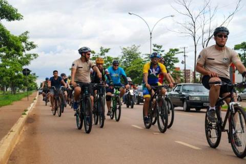 Prefeitura de Porto Velho realiza estudos para ampliar e interligar ciclovias e ciclofaixas