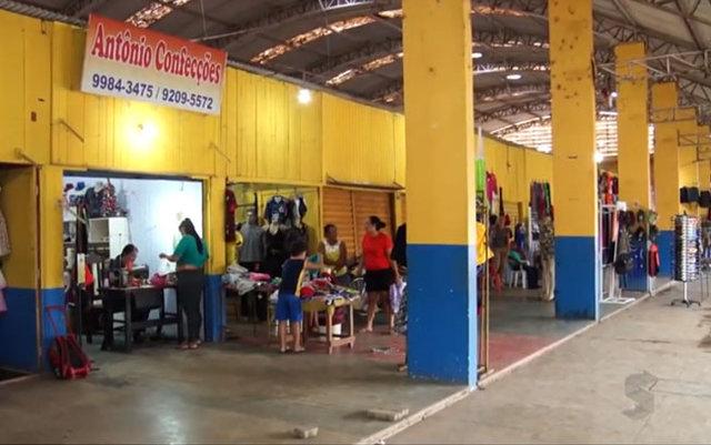 Porto Velho - Comerciantes que trabalham no terminal desativado sofrem com o descaso e abandono do local - Gente de Opinião